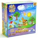 In The Beginning Jigsaw Puzzle (24 Piece)