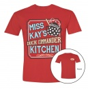 Miss Kay's Duck Commander Kitchen: Red | Small