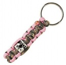 Duck Commander Braided Survival Keychain (Pink)